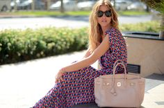 Hermes Birkin bag, Last morning in Dubai