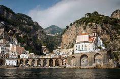 Positano one of best honeymoon places in Italy
