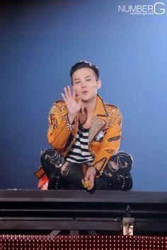 """141207 G-DRAGON - BIGBANG 福岡 ヤフオク!ドーム 2014.12.07 BIGBANG JAPAN DOME TOUR 2014〜2015 """"X"""" in Fukuoka Yafuoku! DOME"""