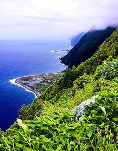 Fajã dos Cubres e da Caldeira de Santo Cristo - Ilha de São Jorge, Açores