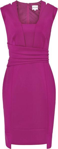 Reiss ~ Wrap Bodycon Dress