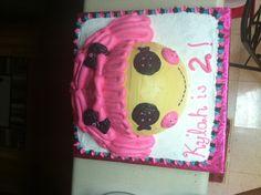 La La Loopsy Birthday Cake