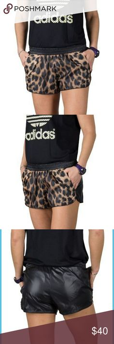 Adidas Jaguar running shorts size M In good used condition. Wore maybe 3 times but now way too tight on me. Has mesh lining inside and pockets! adidas Other