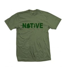 Image result for michigan native t-shirt