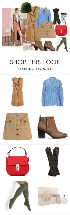 """""""Life in waistcoat #1"""" by lailamur on Polyvore featuring мода, White House Black Market, Betty Barclay, Burberry, H&M, Max Studio, Steve Madden, Valentino и San Diego Hat Co."""