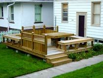 1000 ideas about floating deck plans on pinterest for How much to build a floating deck