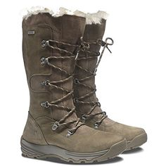 Caterpillar Women's Devlin Waterproof Winter Boot, Spruce, 9 M US *** Click on the image for additional details.
