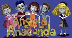 Angela Anaconda – Pippi Langstrumpf aus Kanada