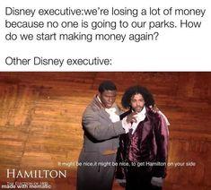 Musical Hamilton, Hamilton Broadway, Stupid Funny Memes, Funny Relatable Memes, Hamilton Fanart, Hamilton Lin Manuel Miranda, Alexander Hamilton, Disney Memes, Funny Hamilton