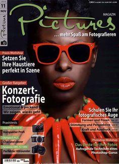 Schulen Sie Ihr fotografisches Auge: Formen und Posen, Stimmung und Perspektive, Kraft und Ausdruck. Gefunden in: Pictures Magazin, Nr. 11/2014