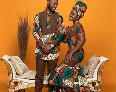 African Fashion Designers, Latest African Fashion Dresses, African Print Fashion, African Wear, African Style, African Beauty, Engagement Outfits, Bridal Outfits, Engagement Photos
