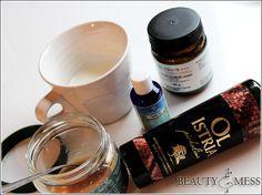 DIY maske za kosu - Beauty&Mess