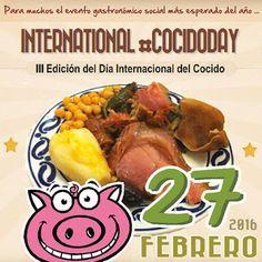 GASTRONOMÍA EN ZARAGOZA: Día Internacional del Cocido, 27 de Febrero de 201...