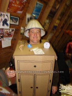 Super Easy One Night Stand Halloween Costume:
