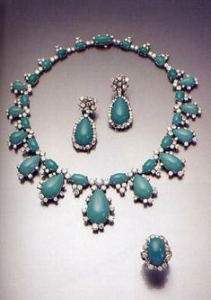Princess Soraya of Iran jewels