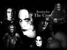 As the Crow Brandon Lee | the crow tuvo su serie de peliculas la primera fue un hit y ahora es ...
