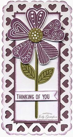 Pretty Petals Stamp Set