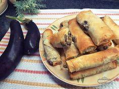 Μελιτζανοπιτάκια Cheesesteak, Turkey, Meat, Chicken, Ethnic Recipes, Food, Greece, Kitchens, Greece Country