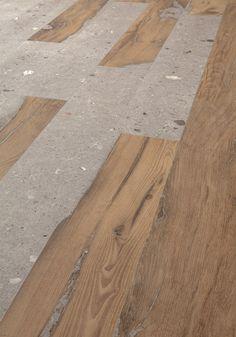 From the Venetian Terrazzo to Mexican Stones Terrazzo Flooring, Concrete Floors, Grey Kitchen Designs, Outdoor Restaurant, Ceramic Wall Tiles, Interior Architecture, Interior Design, Kintsugi, Floor Patterns