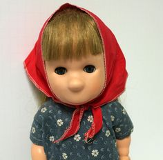 One of my favorite dolls.  Poor Pitiful Pearl