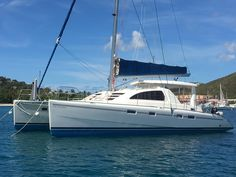 NEW LISTING!! 43' LEOPARD 43 has been listed for $210k. Twin Yanmar engines, hard-top bimini, 4 cabin layout features spacious double cabins w/ en suite heads & separate showers, fully equipped galley, excellent bunk access & more! MUST SEE! Contact: Hank 760.214.8561 or Hank@EdwardsYachtSales.com