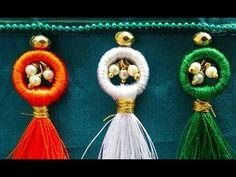 YouTube #RepublicDay2018 Republic day special saree tassels https://youtu.be/XhWibmXvgUE #villageskills,#RepublicDay,#handmade # #tassels,#silk ,#silkthreadsareetassels,#fashion, #diyideas,#Trending,#Tricolor ,#FLAG,#sarees,#style ,#stylish