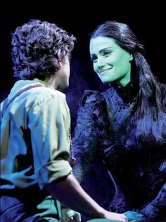 Fyero and Elphaba - Wicked the Musical