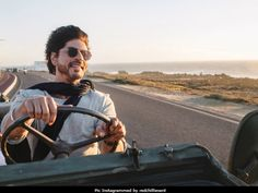 """""""I am extremely one-sided, perhaps even selfish. Actually, I am very detached. I am demotional - emotional and detached, I don't know how it works,"""" said Shah Rukh Khan"""