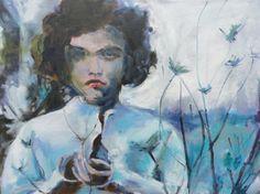Jacqueline Hoebers, Edith in a field