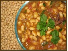 video - How to Make Soya Bean Curry - Vegetarian Indian Food Recipes  Another way to use up dried soy beans!