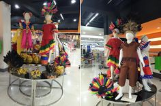 Are your kids ready for their upcoming celebration in school? Check our displayed costumes here at the Department Store, and you might just find what you're looking for.
