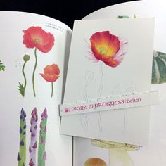 https://flic.kr/p/SucsGY | 2017_03_18_poppy_01 | I published a coloring book last year.   © Belta(Mayumi Wakabayashi)