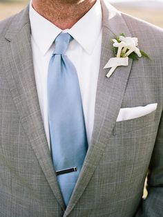 Suit: Hugo Boss - Jessica & Tom | Romantic Wedding at Mission Ranch, Carmel captured by Christina McNeill - via Snippet & Ink