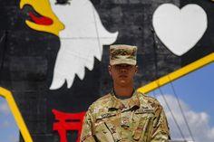 101st Airborne Division Lifeliner Pfc. Boaz Koski earns title 'Division Chaplain Assistant of the Quarter'
