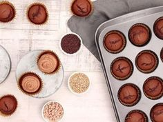 Simple Chocolate Cupcakes Recipe