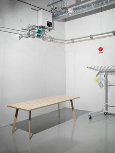Esstisch, Schreibtisch, IKEA x HAY