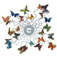David Gerstein Signed Sculpture - Butterflies