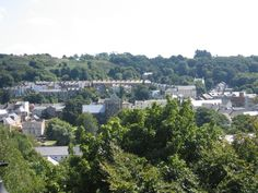Bangor from UCNW Main Building