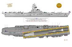 Naval History, Concept Ships, Navy Ships, Military Equipment, France, Submarines, Aircraft Carrier, Royal Navy, War Machine
