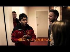 OLLY MURS × SHINJI KAGAWA(字幕付き)