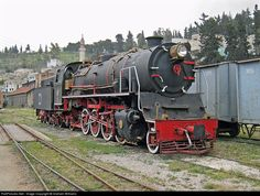 Net Photo: 51 Hedjaz Railway Jordan/Syria Steam at Amman, Jordan by Graham Williams Amman, Syria, Locomotive, Germany, Around The Worlds, France, London, Graham, Trains