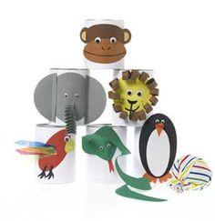 kids crafts zoo