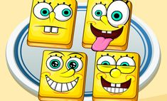 SpongeBob SquarePants Cooking Lemon Bars Games For Kids Hello SpongeBob lovers! Here is a cute and delicious snack recipe for you - SpongeBob Lemon Bars. Cartoon Games, Cartoon Kids, Elsa Outfit, Bar Games, Lemon Bars, Spongebob Squarepants, Elsa Frozen, Watch V, Games For Kids