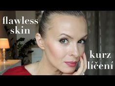 Jak mít perfektní makeup | Kurz líčení Beauty by Katty - YouTube Beauty By Katty, Flawless Skin, Laura Mercier, Rimmel, Bronzer, Aqua, Hair Beauty, Make Up, Trendy