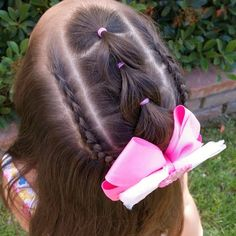 "35 curtidas, 2 comentários - Hairstyles For Little Girls (@anneliese_hair) no Instagram: "" #hotd #hairforlittlegirls #hairstylesfortoddlers #toddlerhair #toddlerhairstyles…"""