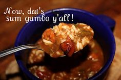 Deep South Dish: Shrimp and Sausage Gumbo with Microwave Roux