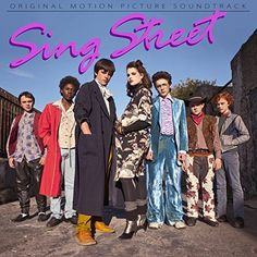 MUSIC CD Sing Street (Original Motion Picture Soundtrack)