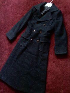 This is the coat from Cosplaysky! Sherlock Cosplay, Sherlock Coat, My Style, Jackets, Dresses, Fashion, Down Jackets, Vestidos, Moda
