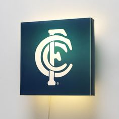 AFL Carlton FC Wall Lamp #walllamps