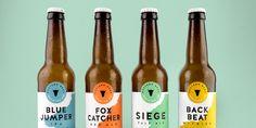 Western Herd Brewing Company — The Dieline - Branding & Packaging